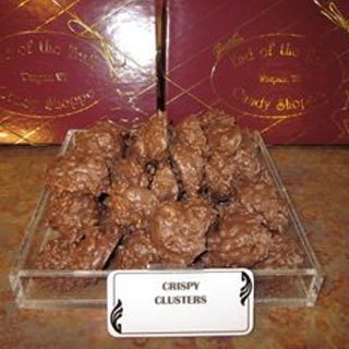 crispy Clusters Chocolates Guth's Candy