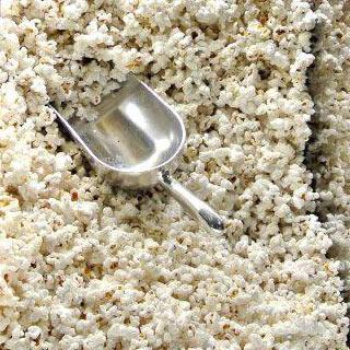 White Popcorn Guths Candy