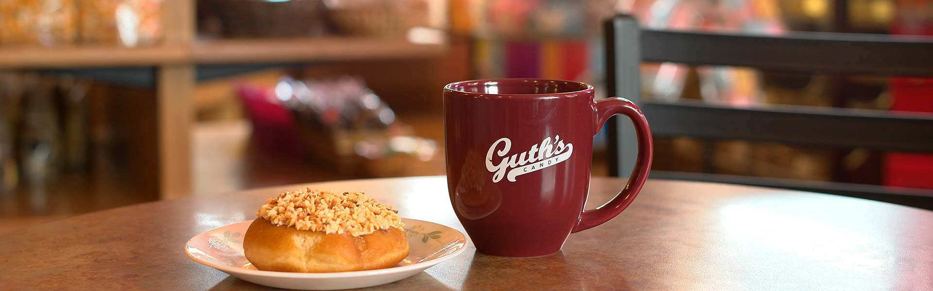 Fresh Brewed Coffee Guth's